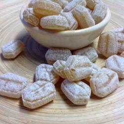 Bonbons-Ingwer