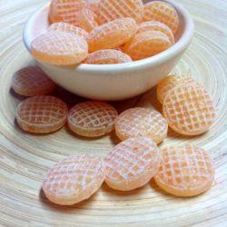 Bonbons-Pfirsich-Maracuja