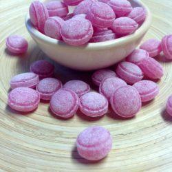 Bonbons-Schwarze Johannisbeere