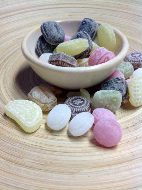 Bonbons-Bunte Mischung