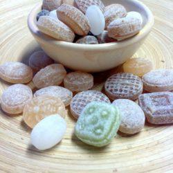 Bonbons-Hustenmischung
