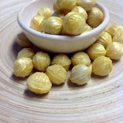 Bonbons-Goldnüße