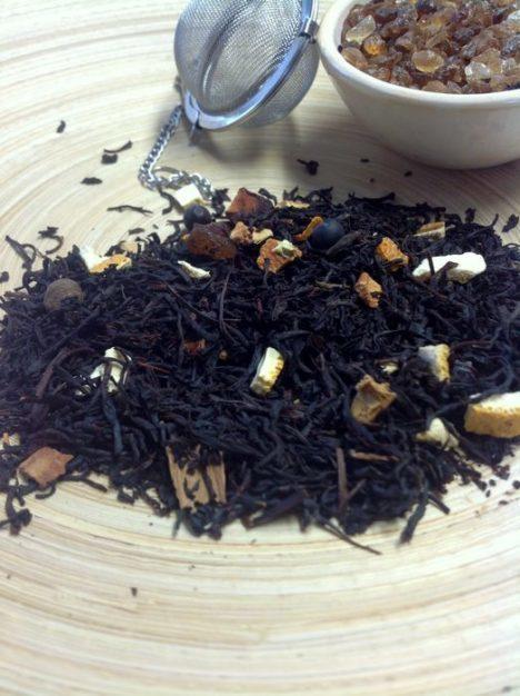 Schwarzer Tee Feuerzangbowle von Gewürzversand Munzert