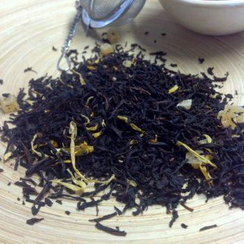 Schwarzer Tee Maracuja von Gewürzversand Munzert