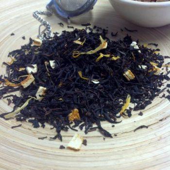 Schwarzer Tee Maracuja-Orange von Gewürzversand Munzert