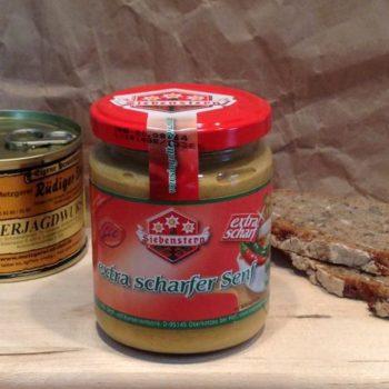 Scharfer Senf 240 ml