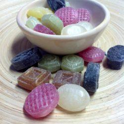 Bonbons-Kräuter Zuckerfrei