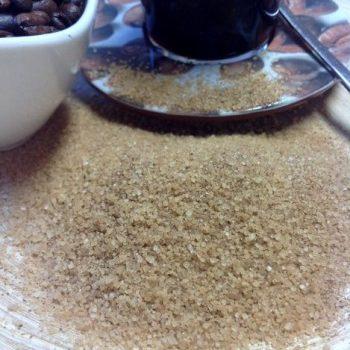 Kaffeezucker mit echter Bourbonvanille