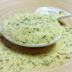 Salatdressing Kräuter-Zitrone von Gewürzversand Munzert