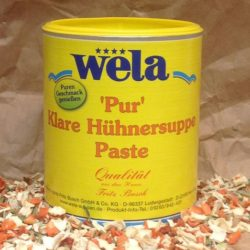 WELA Hühnersuppe Pur 40l