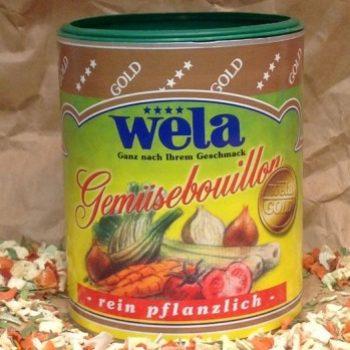Wela Gold Gemüsebouillion