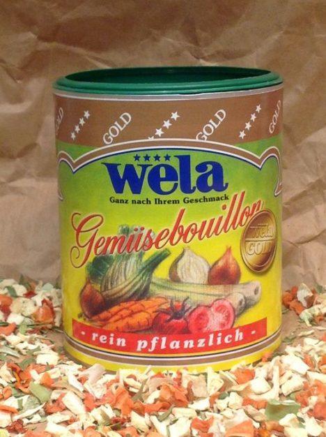 WELA Gold Gemuesebouillion 63l