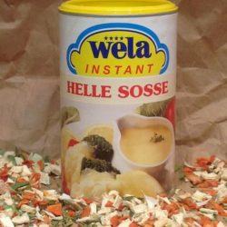 WELA Helle Sosse