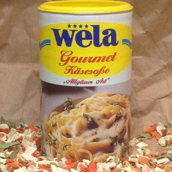 WELA Käsesoße Allgäuer Art