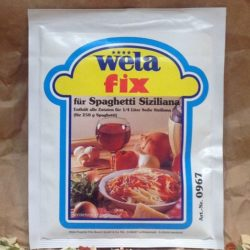 WELA Fix Siziliana