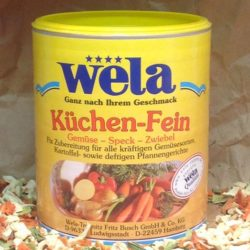 WELA Küchenfein 56 Portionen