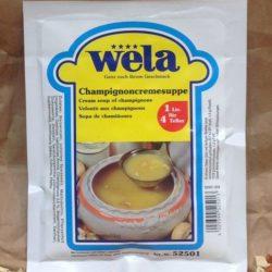 WELA Champignonsuppe