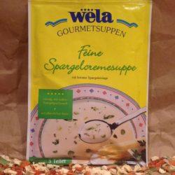 WELA Gourmet Spargelcreme