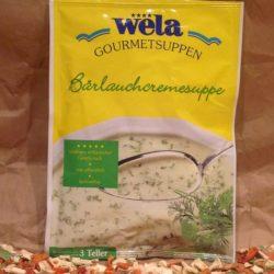 WELA Gourmet Bärlauchcreme