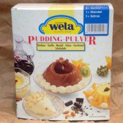 WELA Pudding sortiert
