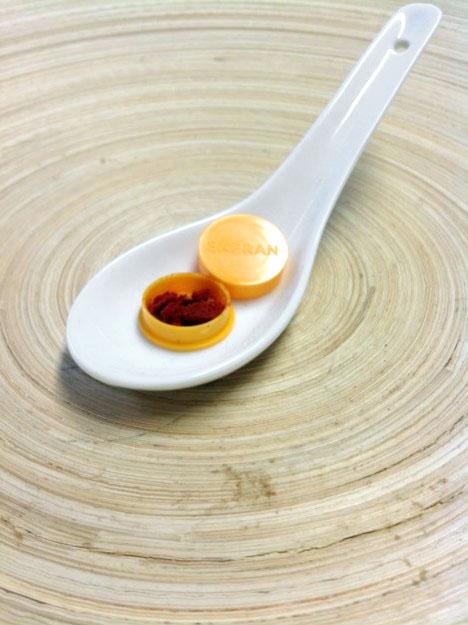 Safran gemahlen 0,1g von Gewürzversand Munzert