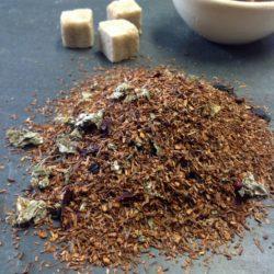 Rotbusch Tee Waldhimbeeren