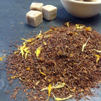 Rotbusch Tee Sanddorn