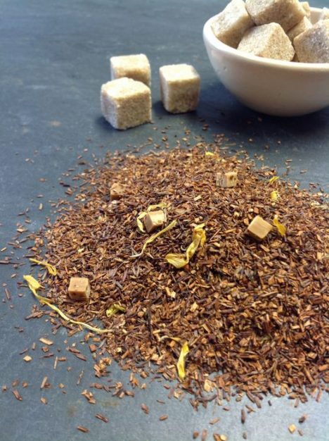 Rotbusch Tee Sahne-Karamell