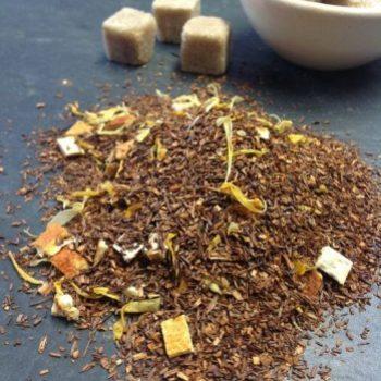 Rotbusch-Tee Sweet Orange