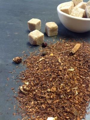 Rotbusch Tee Feuerzangenbowle