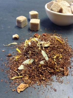Rotbusch Tee Bratapfel