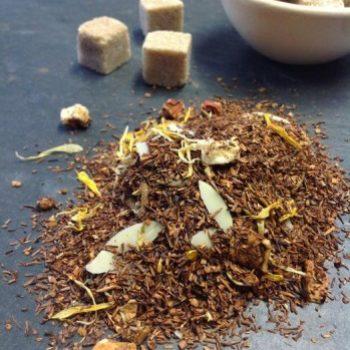 Rotbusch-Tee Bratapfel