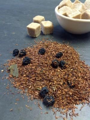Rotbusch Tee Black Currant
