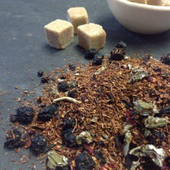 Rotbusch Tee Wilde Waldberen