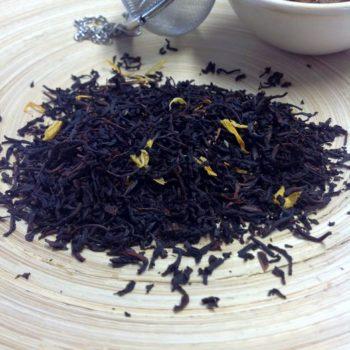 Schwarzer Tee Bourbon Vanille von Gewürzversand Munzert