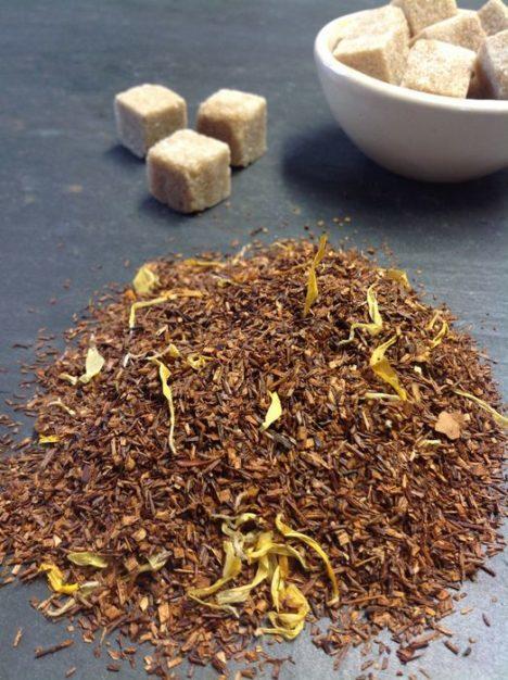 Rotbusch Tee Griechische Aprikose