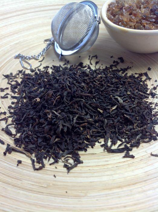 Schwarzer Tee Darjeeling von Gewürzversand Munzert