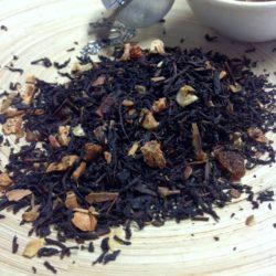 Schwarzer Tee Apfel Zimt von Gewürzversand Munzert