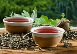 Tee und Zubehör