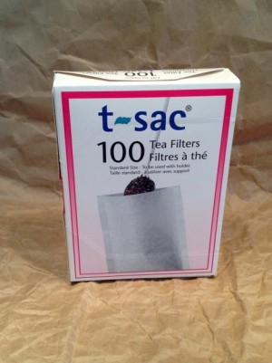 Teefilter 10x13 cm