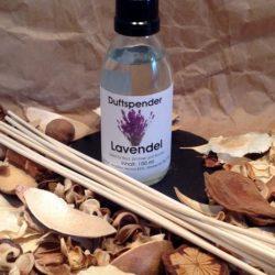 Duftspender Nachfüllflasche Lavendel
