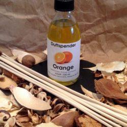 Duftspender Nachfüllflasche Orange