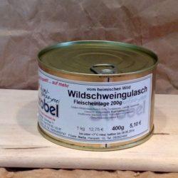 Wildschweingulasch von Gewürzversand Munzert
