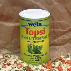 Wela Topsi Kräutermeersalz