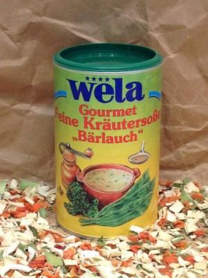 Wela Gourmet Kräutersoße Bärlauch