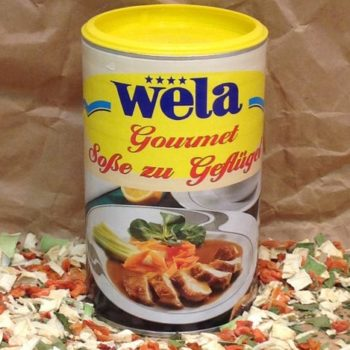 Wela Gourmet Soße zu Geflügel