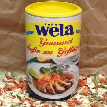 Gourmet Soße zu Geflügel