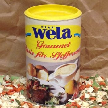 Wela Gourmet Pfeffersoße