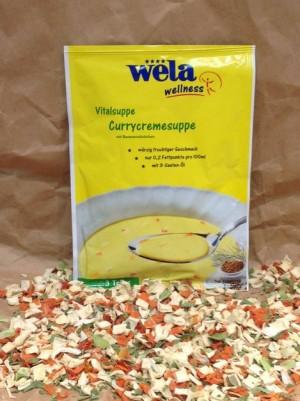 Wela Currysuppe Vital