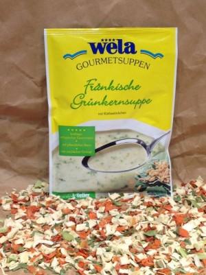Wela Fränkische Grünkernsuppe